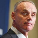 Rob Manfred, firm in the face of criticism for revisions: Everything is going very well