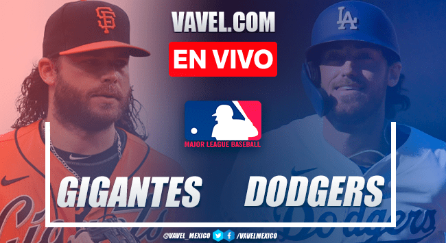 San Francisco Giants vs Los Angeles Dodgers LIVE: today on MLB 2021 (1-3) | 06/28/2021