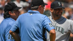Seattle Mariners' Hector Santiago suspended 10 games for foreign substance
