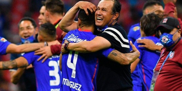 Shaggy reveals the real reason: Why was Juan Reynoso not bathed in the Championship celebrations?