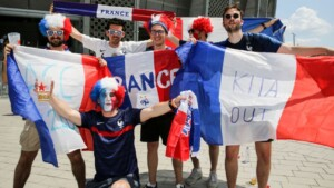 Six French fans confuse Budapest with Bucharest and miss Hungary-France