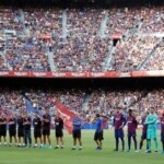 Spain approved the return of the public to the football and basketball stadiums for the next season