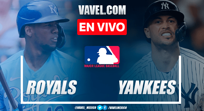 Summary and careers: Kansas City Royals 6-5 New York Yankees in MLB 2021   06/22/2021