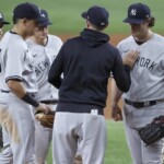 THE REVIEW   The Yankees should focus on adding starting pitching in the exchange market