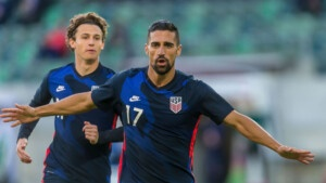 The United States goes without the European litter for the Gold Cup