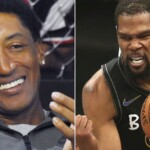 The crossing between two NBA stars: Pippen's criticism of Kevin Durant that unleashed the fury of the Brooklyn Nets figure