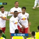 The goal of the year? See this gem in the Brazilian championship