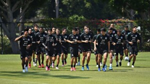 The hospital of the Mexican National Team heading to the Gold Cup and Olympics