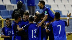 The last time El Salvador qualified for the final round of the Concacaf Qualifier