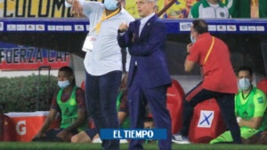 The rotation does not stop: formation of Colombia to face Peru