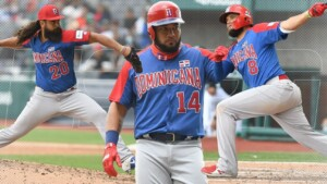 The time has come for the Dominicans to once again demonstrate their status as a world baseball power