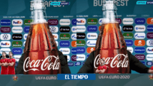 The viral video of the 'revenge' of a Coca-Cola with Cristiano Ronaldo