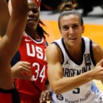 The women's basketball team was disqualified from the Americas Cup after suffering a coronavirus outbreak and not having available players