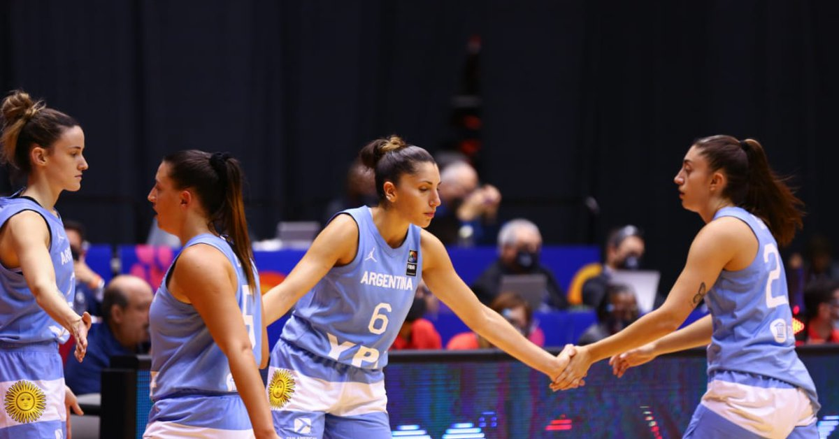 The women's basketball team was eliminated from the Americup: could not complete the team after a coronavirus outbreak