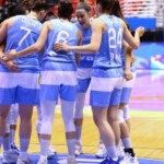 The women's basketball team was unable to complete equipment and was disqualified | At the AmeriCup, due to the coronavirus outbreak within the delegation