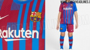 They reveal in networks a possible new Barcelona shirt