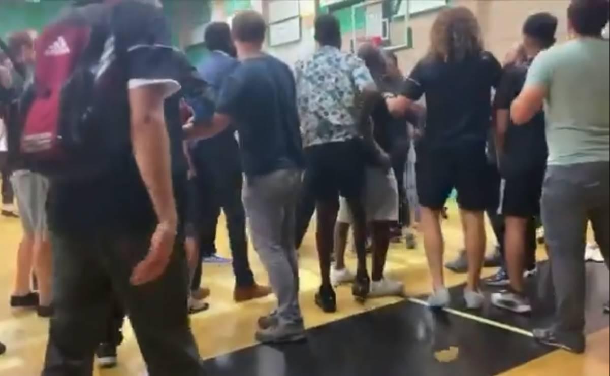 Tortillas thrown at Latino basketball team in US championship game