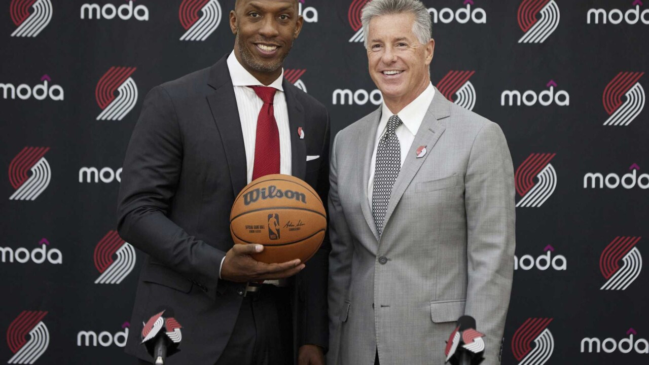 Trail Blazers introduce controversial Billups as coach