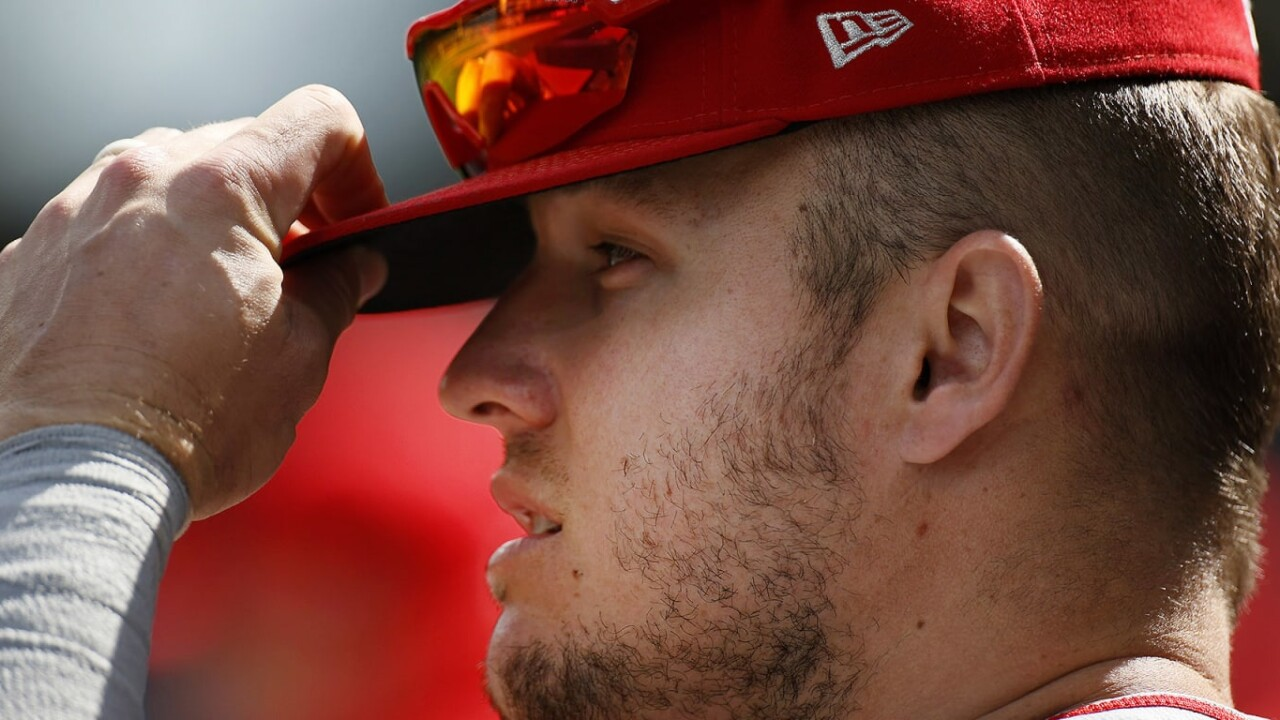 Trout won't be back before the All-Star Game