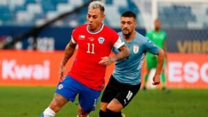 Uruguay vs. Chile - Game Report - June 21, 2021 - ESPN