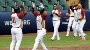 Venezuela knocked out the Netherlands and advanced to the final against the Dominican Republic