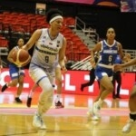 Venezuela sealed its first win in the Women's Americup