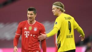 Volleyball at Bayern for Haaland