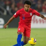 """Weston McKennie: """"The rivalry with Mexico will be a dog fight"""""""