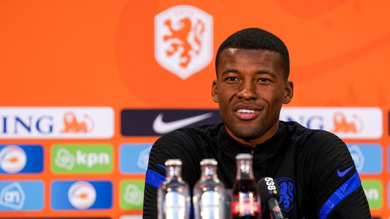 Wijnaldum would leave the court if there are racist screams