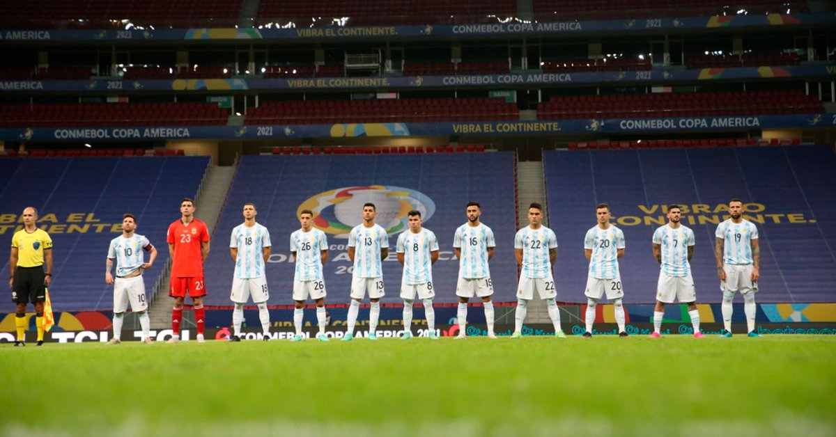 With several players at the limit, Argentina could make changes to face Paraguay