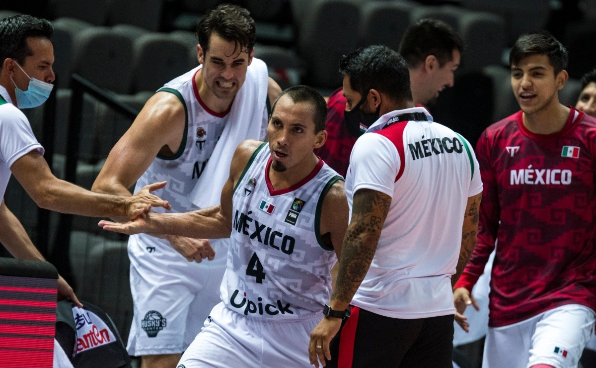 FIBA Pre-Olympic Semifinals: how, when and where to watch Mexico vs. Brazil?