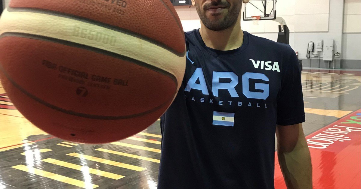 Campazzo: 'We want and can be better than in the World Cup'