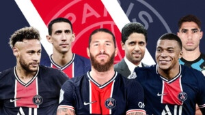 The megaproject of the PSG is reinforced to reach the summit