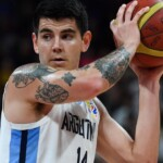 The Argentine basketball team breathes relieved: Gabriel Deck was discharged and travels to Las Vegas
