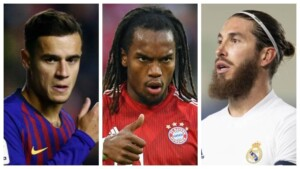 Live transfer market: The sale of Coutinho, the suitors of Renato Sanches and Sergio Ramos ready