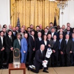 Recognition of the Dodgers in the White House | Video | CNN