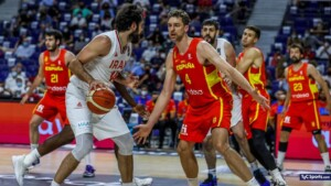 Basketball: Spain, Argentina's rival in the Olympics, crushed Iran
