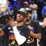 Bookmakers favor Suns over Bucks for NBA Finals