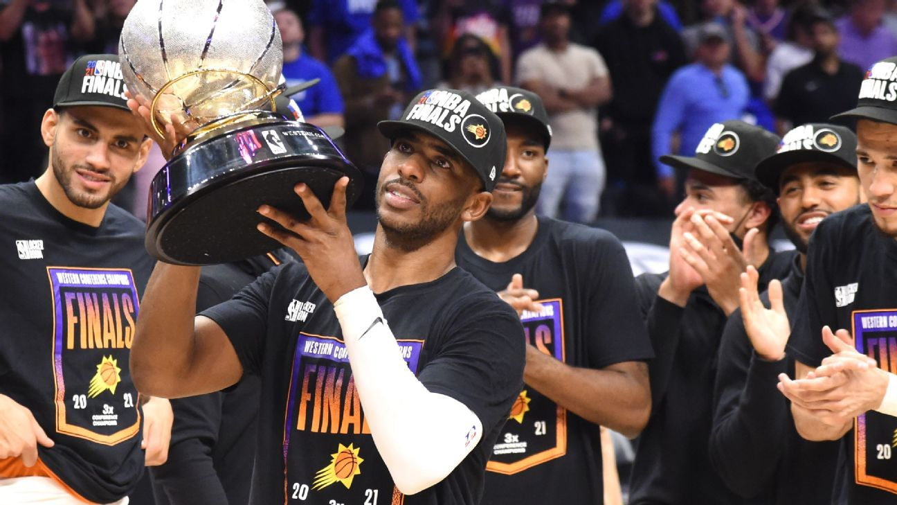 1625542101 Bookmakers favor Suns over Bucks for NBA Finals