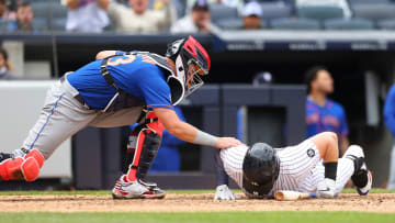 Mets v Yankees end the series this Sunday