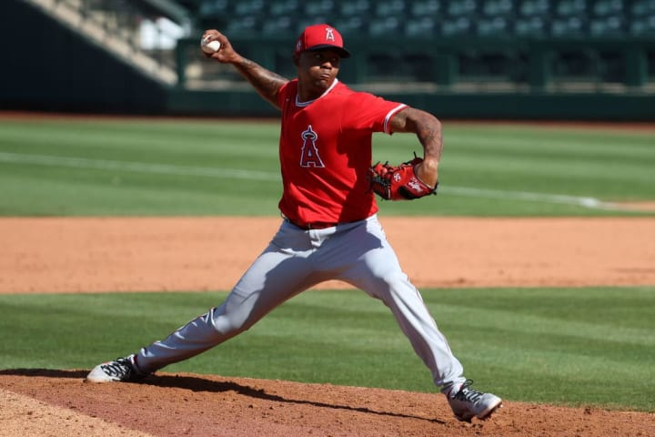 Raisel Iglesias would be an important part of the Oakland Athletics' relief in the final stretch of the MLB season.
