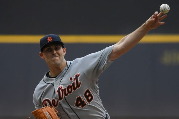 Matthew Boyd has had a good season with the Tigers and the Athletics has asked about the left-hander's availability