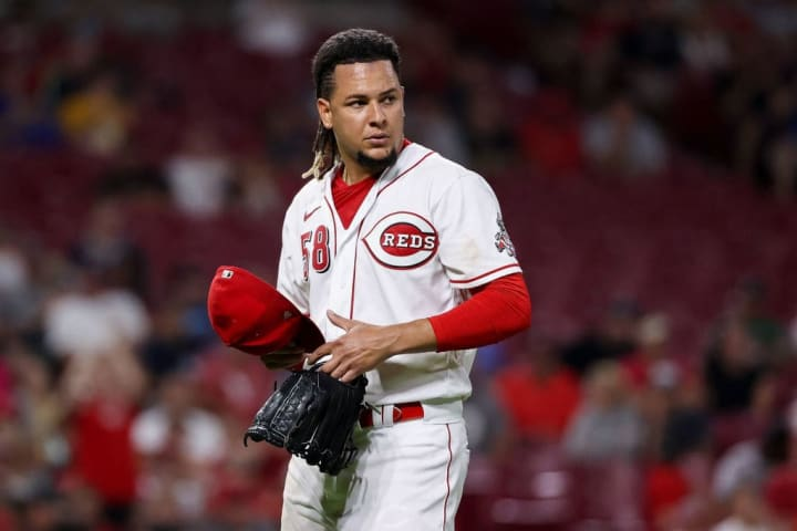 Luis Castillo could find his rebirth as a pitcher on a team like the Oakland Athletics this season.