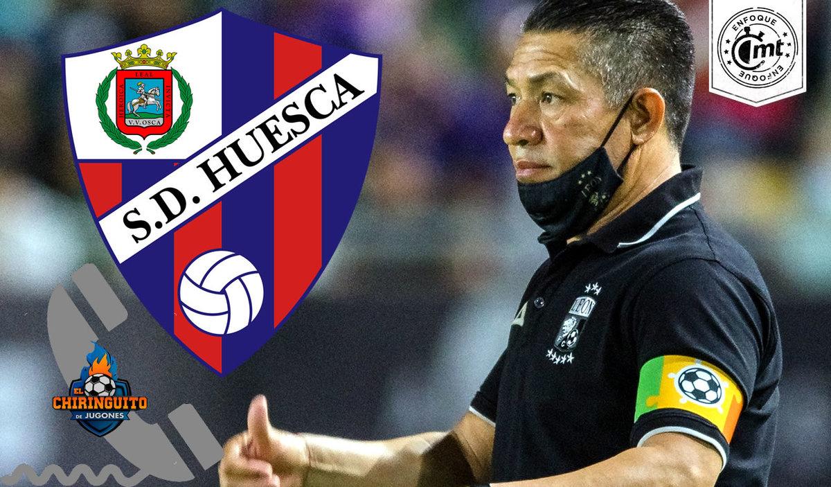 1625556038 Nacho Ambriz and the call after El Chiringuito to sign