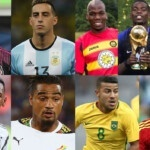 Soccer brothers who played in different national teams