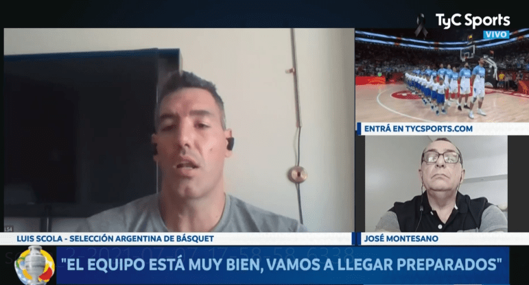 Luis Scola, in depth: preparation for the Olympic Games, his present, retirement and more