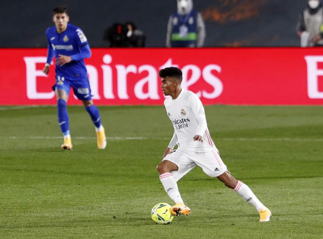 Marvin, also at Real Madrid-Getafe played in February and postponed from the first day.