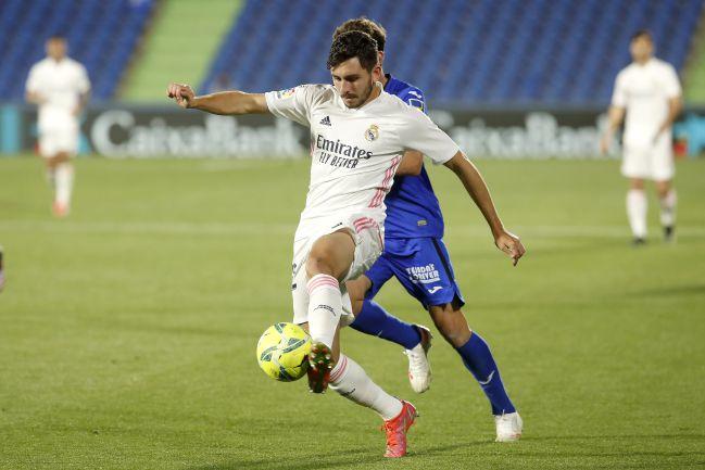 Víctor Chust anticipates Mata at Getafe-Real Madrid.