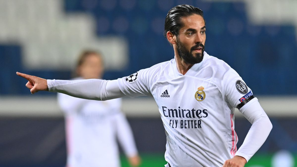 Isco on the countdown