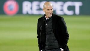 Zidane's future plans